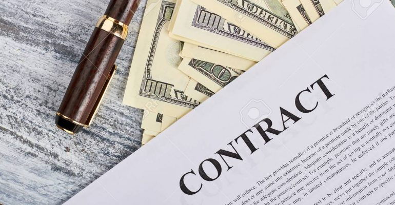 Standard Form of Contracts